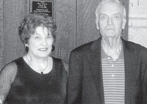 — Owen and Barbara Wright will celebrate their 50th wedding anniversary on June 9. They were married in Clintwood, Va., on June 9, 1962. The couple have a son, two grandsons, a granddaughter, and two great-grandsons. The family will celebrate at Jenny Wiley State Lodge.