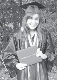 — Sarah Susanne Baker was graduated June 1 from North Florida Christian High School in Tallahassee, Fla. She received two cords, a white cord for having an above B average (3.5 grade point average), and a yellow cord for being a member of the school's chapter of the National Honor Society. She also won two medallions, a blue ribbon medallion for receiving a Leon County Best and Brightest scholarship for drama and performing arts, and a white ribbon medallion for participation in the school concert and jazz band.