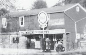 The Owl Café was a popular destination on Thornton Hill.