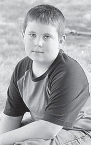 — Bailey McKenzie Couch celebrated his 11th birthday on August 21. He is the son of Michael and Alana Jo Couch of Jeremiah, and has a little brother, Dalton Maddix Couch. His grandparents are Allen and Sylvania Whitaker of Jeremiah, and Leo and Judy Couch of Busy. He is a greatgrandson of Freda Eversole of Busy.