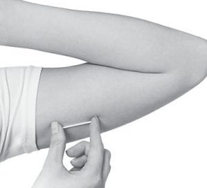 A model holds the Nexplanon hormonal implant for birth control. Teenage girls may prefer the pill, the patch or even wishful thinking, but their doctors should be recommending IUDs or hormonal implants — longlasting and more effective birth control that you don't have to remember to use every time, the nation's leading gynecologists group said. (AP Photo/Merck)