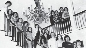 1976 SENIOR SUPERLATIVES — Most Popular, Herbert Maggard, Rachel Breeding; Most Athletic, Jeff Couch, Debbie Shackleford; Most Polite, Andy Fields, Carol Little; Most Ambitious. Steve Hogg, Lisa Kimberlin; Most Studious, Richard Brown, Tammie Wright; Most Talented, Johnnie Ramsey, Melody Moore; Most School Spirited, Eddie Creech, Rachel Breeding; Personality Plus, Paul Maggard, Joan Hall; Style Setters, Herbert Maggard, Tammie Wright; Class Clowns, Pete Roberts, Belinda Mason; Most Attractive, Don Fields, Evelyn Crawford.