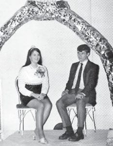 CAROLYN HOLBROOK and EDDIE FIELDS