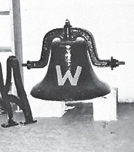 W.H.S. VICTORY BELL