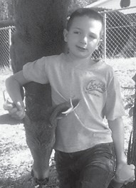 — Seven-year-old Isaiah Roark killed his first buck of the season recently. He is a son of B.B. and Beverly Roark of Kingscreek, and has an older brother, Elijah, 10.