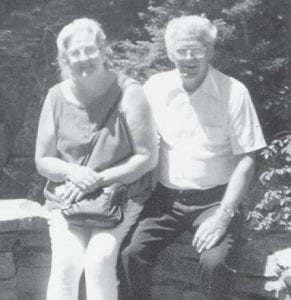 Claudine and Willie Sturgill of Bloomville, Ohio, are former residents of Whitesburg.