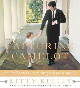 """Kitty Kelley's """"Capturing Camelot: Stanley Tretick's Iconic Images of the Kennedys"""" features intimate images of John F. Kennedy by Kelley's close friend, photojournalist Stanley Tretick. (AP/Thomas Dunne Books)"""
