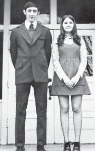 EDDIE STALLARD and BRENDA WEBB