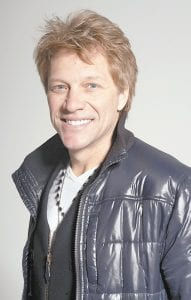 Bon Jovi will appear in Louisville at the KFC Yum! Center in March.