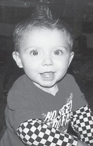 — Drake Justin Stewart celebrated his first birthday on Dec. 14. He is the son of Bethany and Justin Stewart of Mayking.