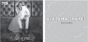 """""""Life is Good"""" by Nas and """"Boys & Girls"""" by Alabama Shakes are among the top albums of 2012, critics say. (AP)"""