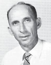 1958 WHS faculty member Monroe Breeding