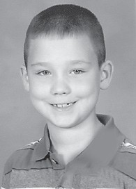 — Seth Douglas Burke will turn 8 years old on Jan. 31. He is the son of Doug and Debbie Burke of Isom. His grandparents are the Rev. Conard and Carolyn Profitt of Isom, and Carol Damron of McRoberts and the late Ray Burke of Neon. He is the greatgrandson of Ruby Branham of McRoberts.