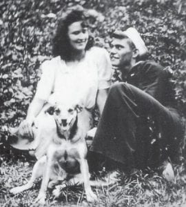The late Murphy Pennington and Loraine Brown Perry were sweethearts in the 1940s. Both lived in Marlowe. He was the son of the late Dora and Henry Pennington. She was the daughter of the late Gid and Lora Brown. Both were good friends of Whitesburg correspondent Oma Hatton.