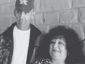 — Elmer and Charmaine Kelly of Lynch celebrated their 46th wedding anniversary on January 28. The couple have four grandchildren, Kenneth Kelly, Cumberland; Delzie Kelly, London; Melody Kelly, Millstone, and Brandon Kelly, Lynch.
