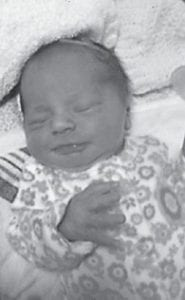— Aubree Jaylen Sue was born January 17 to Brooke Eads and Jason Franks. She is the granddaughter of Billy Ray and Ernestine Franks. Her great-grandparents are Maggie Cook and the late Earnest Cook, and the late James and Betty Eads.