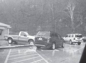 In an e-mail to Speak Your Piece, a reader criticizes drivers who do not suffer from any type of physical handicap but still park their vehicles in places reserved for those who do have handicap parking permits. The comment appears first in this week's column.