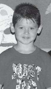 — Dakota M. Johnson is turning six years old today (Wednesday). He is a kindergarten student at Martha Jane Potter Elementary School and is a son of Rook and Colleen Johnson of Payne Gap, and the brother of Austin Johnson, 14. His grandparents are Johnny and Brenda Mullins of Jenkins, Lige and Sissie Johnson of Jenkins, and Maxie Mullins of Asheville, N.C.