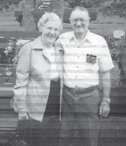 "Ella Preston and the late John Preston were both schoolteachers for many years in Letcher County. Big Cowan correspondent Christine Fields says, ""She was my first and second grade teacher. She has always been one of my favorite people in life. I started first grade when I was five years old and she was my first mentor. I have always felt like she had a part in who I am today. Love you, Mrs. Preston."""