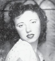 MARIE MULLINS