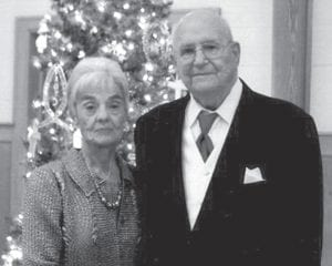 TED AND PATSY BACK COOK IN 2011