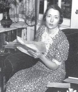 Margaret Mitchell in 1937. (AP)