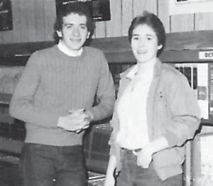Named Most Talented are Harold Trent and Sandy Brown.