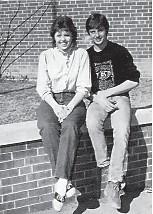 Named Jacket Jokers are Darla Banks and Tony Wilson.
