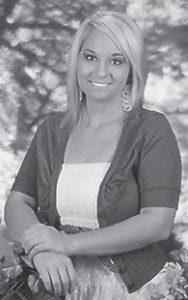 Tonya Denise Fields was graduated from Letcher County Central High School on May 24. She is the daughter of Wayne and Melissa Fields of Cowan. She is the granddaughter of Allen and Sylvania Whitaker of Jeremiah, Archie and Margaret Fields of Cowan, and Fred and Amanda Baldwin of Columbus, Ind.