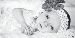 Delani Jennifer Raylynn Bentley was born Feb. 20. She is the daughter of Brianna Watts and David Bentley of Oven Fork. She has a seven-year-old brother, Randyn Bentley. She is the granddaughter of Tammy and Wade Banks and Randy and Tracie Watts, all from Eolia, and Betty Burke of Thornton.