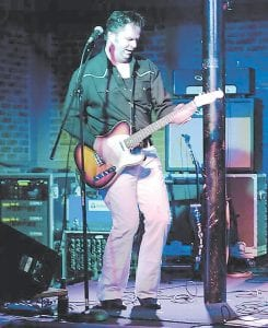 """Jeff German says his """"working class music"""" is """"best served with a cold beer after a long week."""" If your taste in music runs along the lines of the Drive-By Truckers or Scott Miller & The Commonwealth you will want to check out German andhis new band The Blankety Blanks when they play at Summit City in Whitesburg on Saturday night (July 20). The band hails from Columbus, Ohio, and their music can be heard at www.reverbnation.com/jeffgerman. Admission to Saturday night's show, set to begin at 9, is $5."""