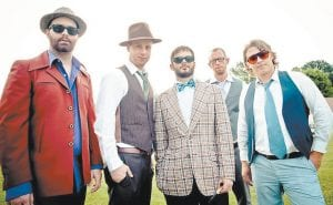 Southwest Virginia band Folk Soul Revival is in the middle of a busy summer tour that will take the band from New York City to Nashville. Next Saturday (July 26) the band will return to Whitesburg for a performance at Streetside Grill and Bar on Main Street. Tickets, $15, are on sale now at Streetside or on the web at www.ticketriver.com.
