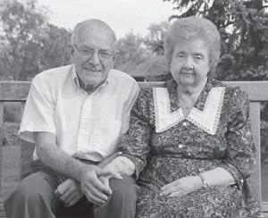 PAUL and CORA SUE CAUDILL