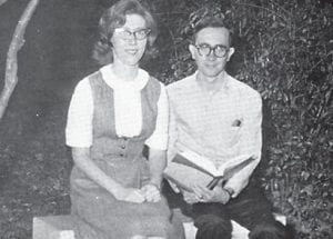 Most Studious SANDRA BLOOMER and EUGENE HOLBROOK