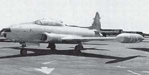 The T-33, the world's earliest jet, was first flown in 1948.