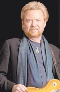 Country music artist and guitarist extraordinaire Lee Roy Parnell headlines Riverside Days in Whitesburg. He will perform Saturday night (August 17).