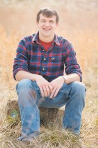 Letcher County native Jacob Lucas (above) died in a traffic accident in Clay County on August 16. The decision Lucas made when he was just 16 years old to become an organ donor has given new life to others who have been awaiting organ transplants, including a 23-year-old Perry County woman who has received Jacob's heart. (Photo by Evelyn Sexton)