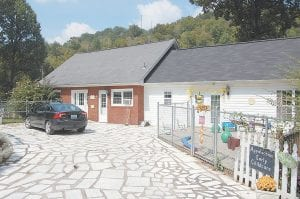 Appalachian Early Childcare was nearly empty Tuesday.