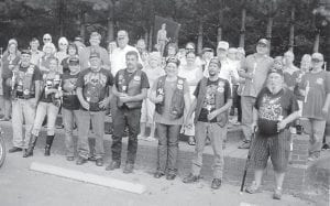 The Labor Day celebration held Sept. 2 at the Letcher County Coal Miners Memorial drew a large crowd.