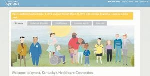 "READY TO HELP — Trained assistants known as ""Kynectors"" are available at health care facilities, including Mountain Comprehensive Health Corporation's clinics in Whitesburg and Leatherwood, to help patients navigate the Kynect website."