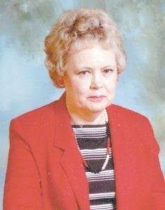 MARGIE ADAMS WITAKER