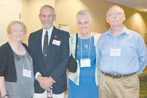 BRENDA STALLARD COMBS (56), DAVID HUNSUCKER (74), MYRA ALICE WRIGHT ROUSE (71), DON ROUSE.