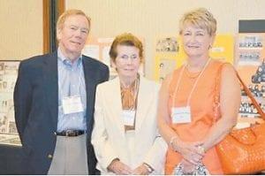 CHARLES WARD (66), MRS. RUTH WARD, KYLEEN CAMPBELL WARD (66).