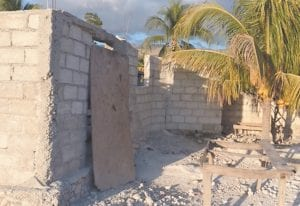 Jon Haynes of Whitesburg took this photo of the outside of an orphanage in Haiti where he worked as a volunteer for one week recently.