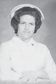 Pictured is the late Della Howard Pennington in 1975, who died in 1985. She was a daughter of the late Cinda and Bill Howard, as a sister of Whitesburg correspondent Oma Hatton.
