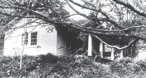 """The Powers home in Pound, Va. Dismissing claims by some detractors that Powers erred by failing to activate the plane's self-destruct mechanism before he parachuted to safety and for not killing himself with a CIA """"suicide pill,"""" a U.S. Senate Committee determined in March 1962 that Powers behaved like """"a fine young man under (such) dangerous circumstances."""" (AP Photo)"""