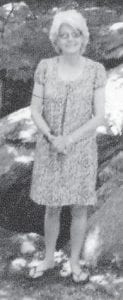 Verna Paige is the daughter of the late Caldonia and Ervin Paige of Marlowe.