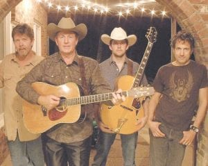 David Ball and his Pioneer Playboys will perform at Linefork Saturday.