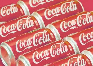 Coca-Cola is taking on obesity, this time with an online video showing how fun it could be to burn off the 140 calories in a can of its soda. (AP Photo)