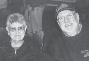 Ray and Doris Adams want to thank their children, family and friends for making their 50th wedding anniversary very special. They were married June 14, 1964 at Jeremiah, Ky. Thanks for the cards and gifts, but mostly for the love you showed us. We have truly been blessed. Thank you and God bless.